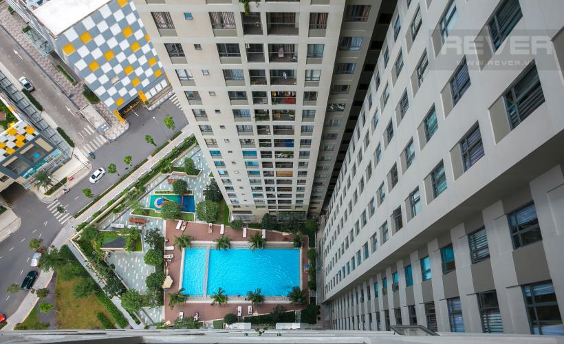 View Căn hộ Masteri Thảo Điền tầng cao 2 phòng ngủ đầy đủ tiện nghi