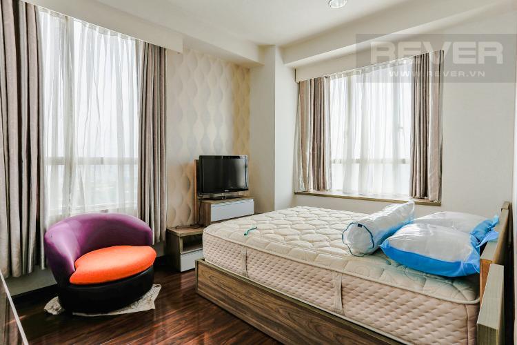 Phòng Ngủ 2 Căn hộ Sunrise City tầng thấp, tháp V6, 3 phòng ngủ, full nội thất