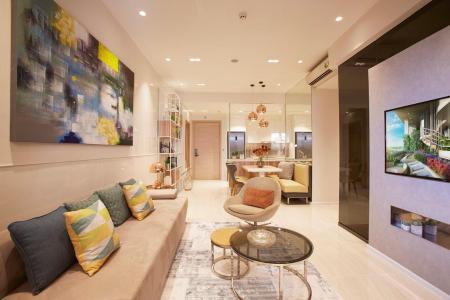 Bán căn hộ Q2 Thao Dien 3PN, tầng trung, diện tích 93m2, căn đẹp giá tốt, view sông
