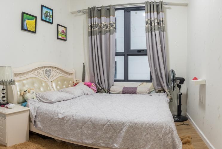 Phòng Ngủ Bán căn hộ M-One Nam Sài Gòn 3 phòng ngủ, tầng thấp, tháp T2, đầy đủ nội thất