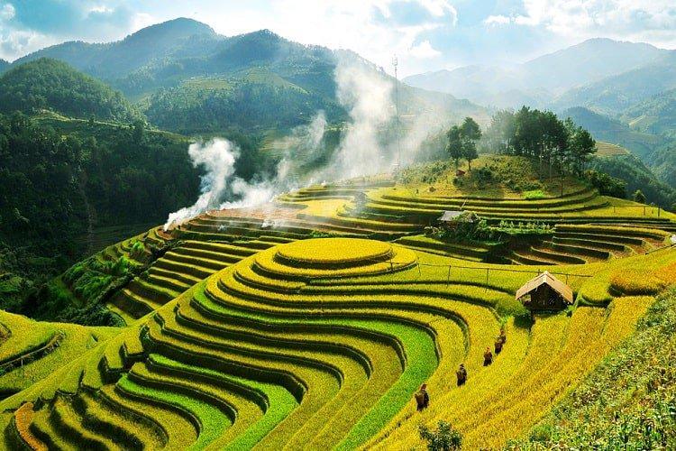 Danh sách chi tiết 76 thành phố của Việt Nam