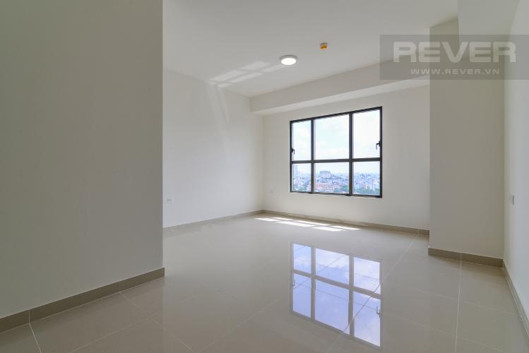 Phòng Khách Bán căn hộ office-tel The Sun Avenue 1PN 1WC, nội thất cơ bản, view thành phố