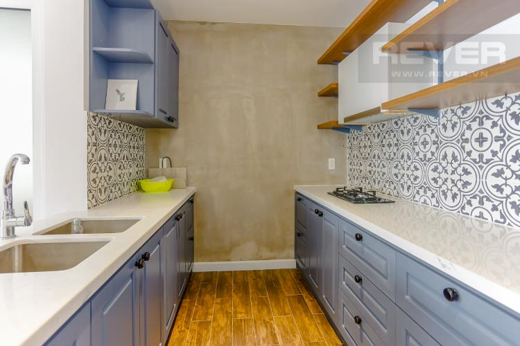 Phòng Bếp Căn hộ Sunrise City 1 phòng ngủ tầng cao X2 thiết kế hiện đại