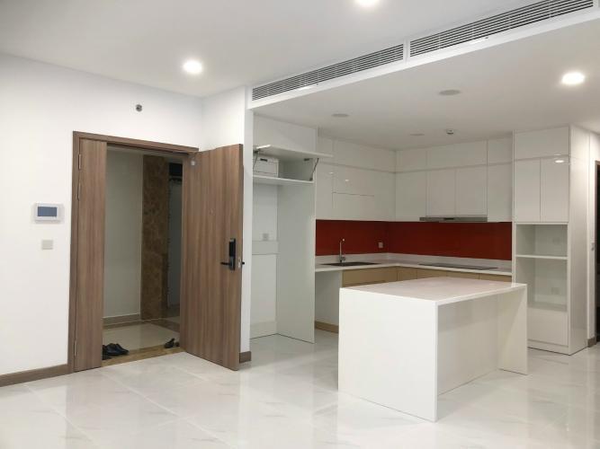 Phòng bếp Sunwah Pearl, Bình Thạnh Căn hộ tầng cao Sunwah Pearl nội thất cơ bản, view thoáng mát.