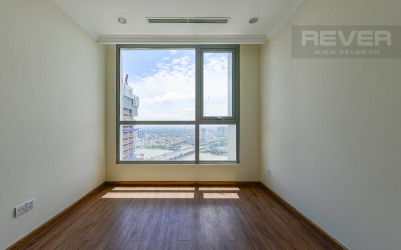 Phòng ngủ Căn hộ Vinhomes Central Park tầng cao L2 view sông, nhiều tiện ích