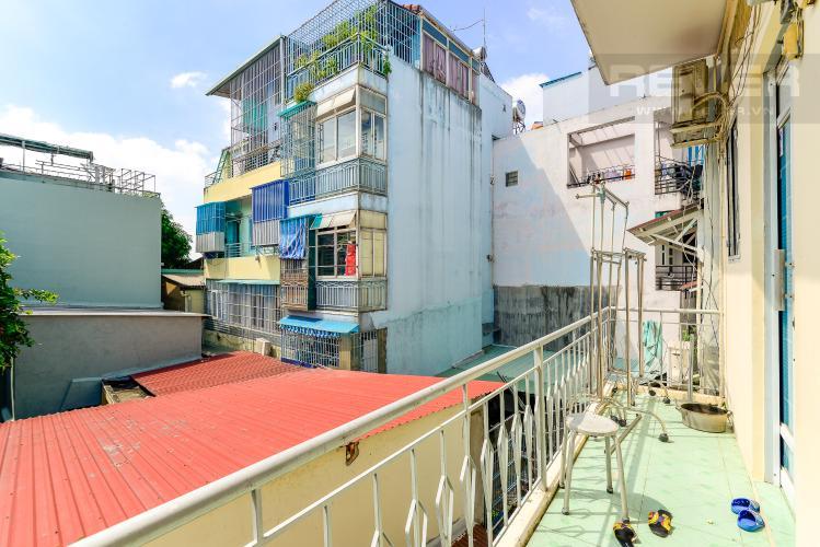 View Lầu 1 Bán nhà phố hẻm đường Yên Đỗ, 2 tầng, 4 phòng ngủ, cách chợ Bà Chiểu 100m