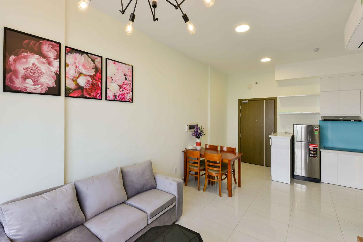 daf094e7115ff701ae4e Cho thuê căn hộ Jamila Khang Điền 2PN, block D, diện tích 70m2, đầy đủ nội thất