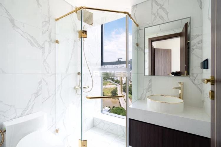 Phòng tắm căn hộ Sunrise City Sài Gòn, Quận 7 Căn hộ Sunshine City Sài Gòn hướng Đông Nam, view thành phố sầm uất.