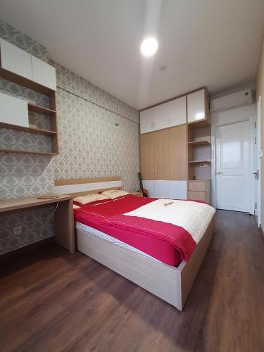 phòng ngủ căn hộ sài gòn mia Cho thuê căn hộ Saigon Mia đầy đủ nội thất, tiện ích cao cấp.