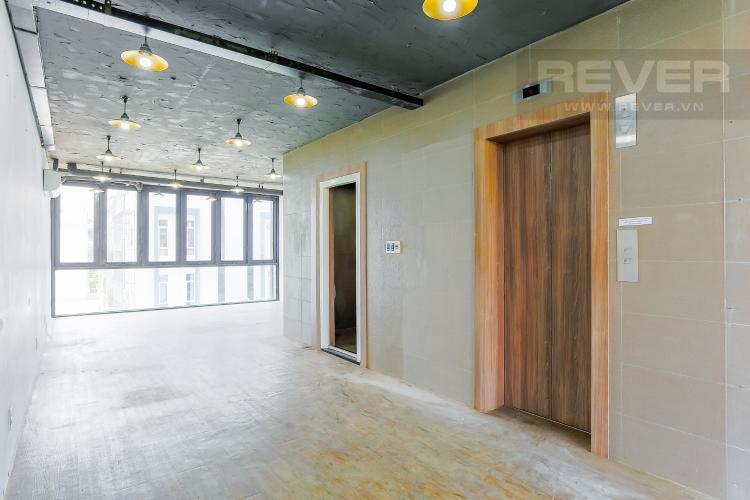 Phòng Khách Tầng 4 Nhà phố 8 phòng ngủ đường số 3A Tân Hưng Quận 7