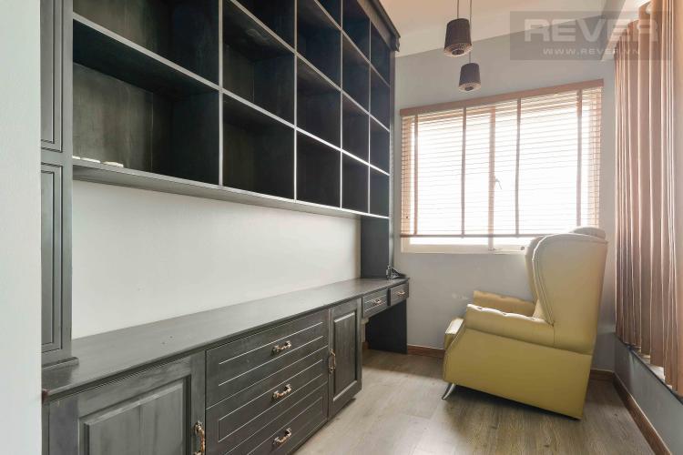 Phòng Làm Việc Bán penthouse chung cư Phú Mỹ 4PN, diện tích 353m2, đầy đủ nội thất, view sông và thành phố