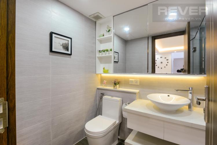 Toilet Bán căn hộ Vista Verde 2PN, tháp Orchid, diện tích 134m2, đầy đủ nội thất, có tầng lửng