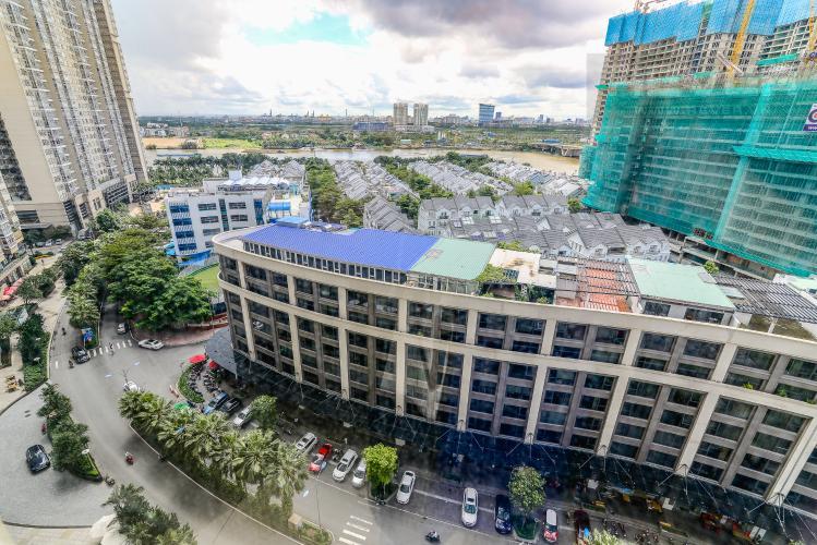 View Cho thuê căn hộ Saigon Pearl 3PN đầy đủ nội thất