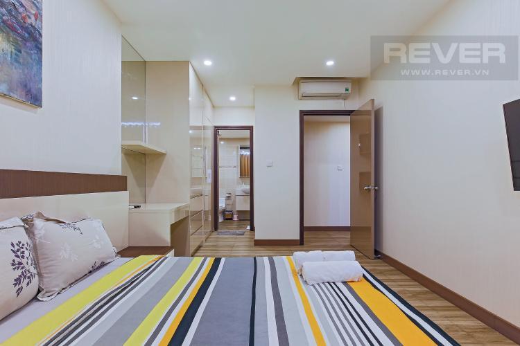 Phòng Ngủ 1 Bán căn hộ Icon 56 2PN, diện tích 79m2, đầy đủ nội thất
