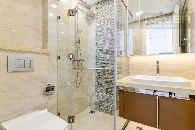 Phòng Tắm Officetel Vinhomes Golden River 1 phòng ngủ tầng thấp A2 view sông