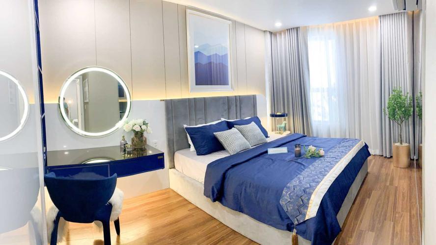 Nhà mẫu Precia, Quận 2 Căn hộ Precia nội thất cơ bản, thiết kế hiện đại.