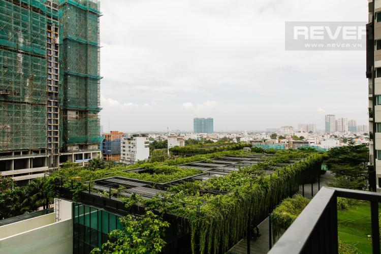 View Căn hộ Vista Verde tầng trung, tháp T2, 3PN, view hồ bơi