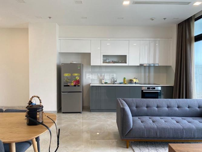 Office-tel Vinhomes Golden River đầy đủ nội thất, view Landmark 81.