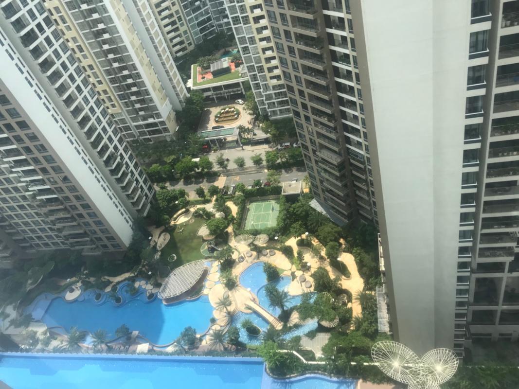 bf157f4833e9d4b78df8 Bán hoặc cho thuê căn hộ Estella Heights 2PN, đầy đủ nội thất, view hồ bơi và sông Sài Gòn