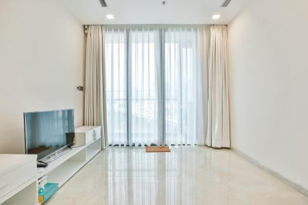 Officetel Vinhomes Golden River 1 phòng ngủ tầng thấp Aqua4 view sông