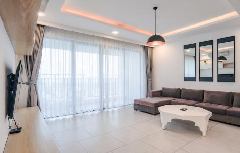 Căn hộ The View Riviera Point tầng cao 2PN đầy đủ nội thất