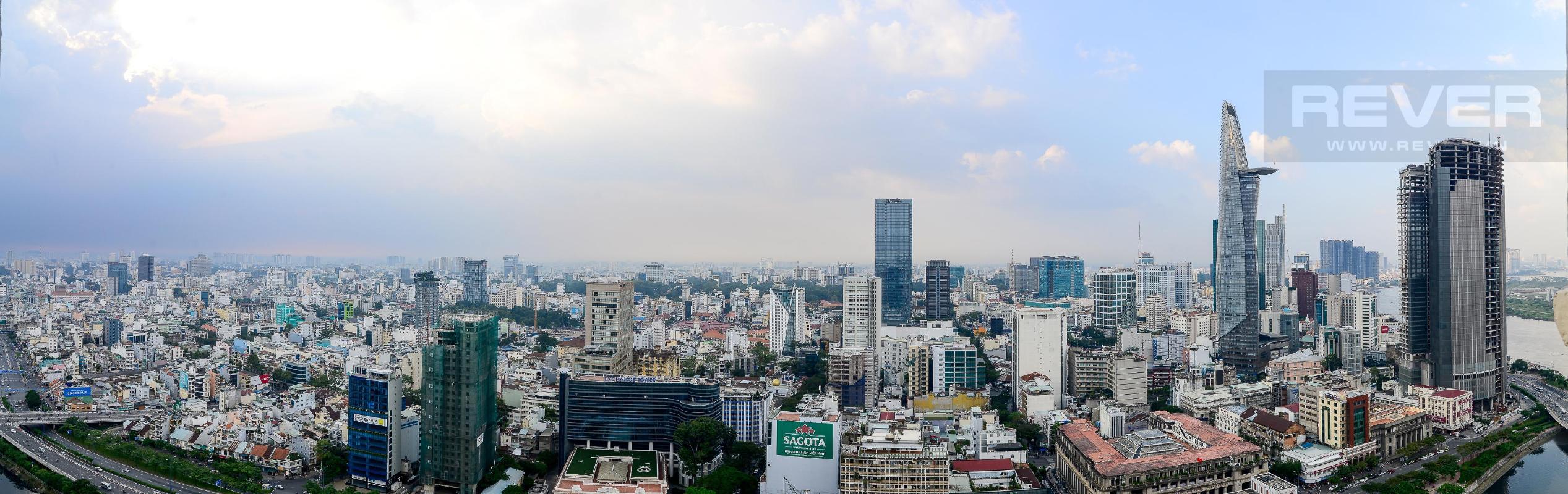 d6fdbbdd3218d4468d09 Cho thuê căn hộ Saigon Royal 2PN, tháp A, diện tích 86m2, đầy đủ nội thất, view thành phố