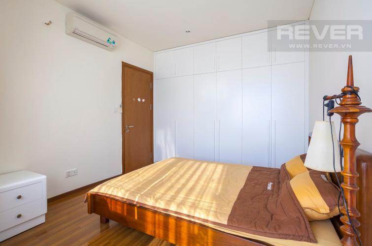 Phòng Ngủ 1 Căn hộ Thảo Điền Pearl 2 phòng ngủ tầng trung tháp B đầy đủ nội thất