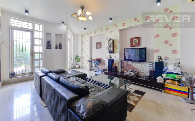 Phòng khách tầng 1 Nhà phố 3 phòng ngủ mặt tiền Nguyễn Cửu Vân Quận Bình Thạnh