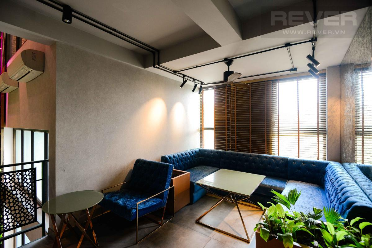 6ed93d33abaa4cf415bb Bán shophouse D2Eight 3 phòng ngủ, tầng 8, diện tích 144m2, đầy đủ nội thất, thiêt kế thông tầng