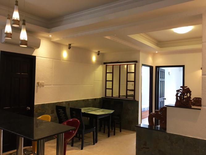 Căn hộ chung cư Nguyễn Ngọc Phương hướng Đông Bắc nội thất đầy đủ.