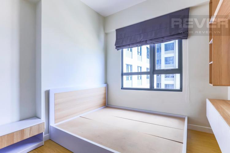 Phòng ngủ 1 Căn hộ Masteri Thảo Điền tầng cao T4B 2 phòng ngủ nội thất đầy đủ