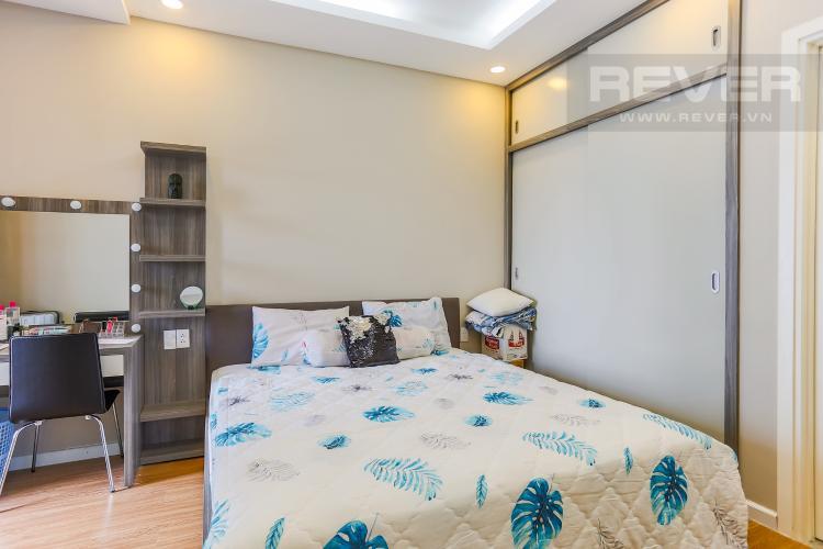 Phòng Ngủ 1 Căn hộ M-One Nam Sài Gòn 2 phòng ngủ tầng cao T2 hướng Tây Nam