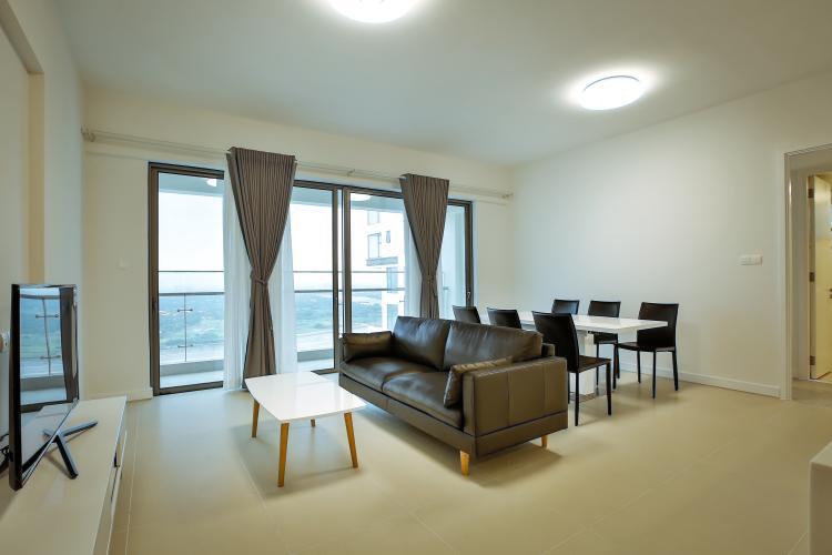 Căn hộ Gateway Thảo Điền tầng cao, 2PN nội thất đầy đủ, view sông Sài Gòn