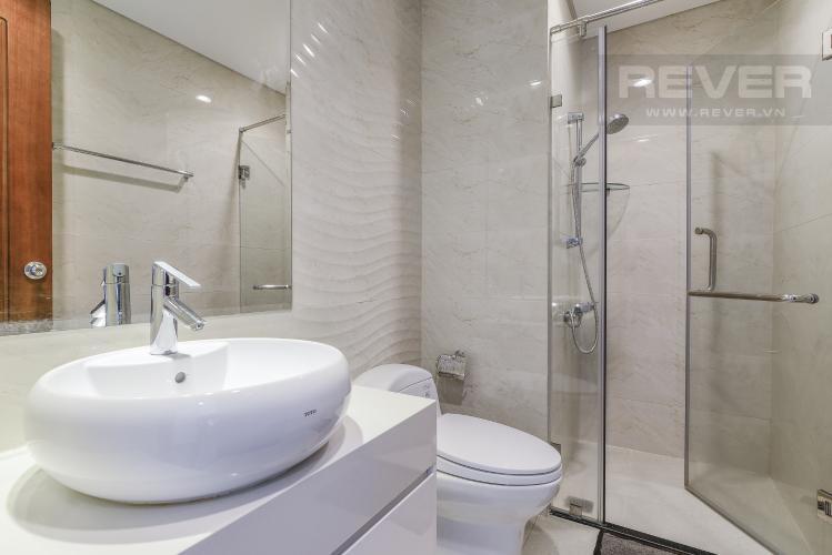 Phòng Tắm 2 Căn hộ Vinhomes Central Park 2 phòng ngủ tầng cao C3 view nội khu
