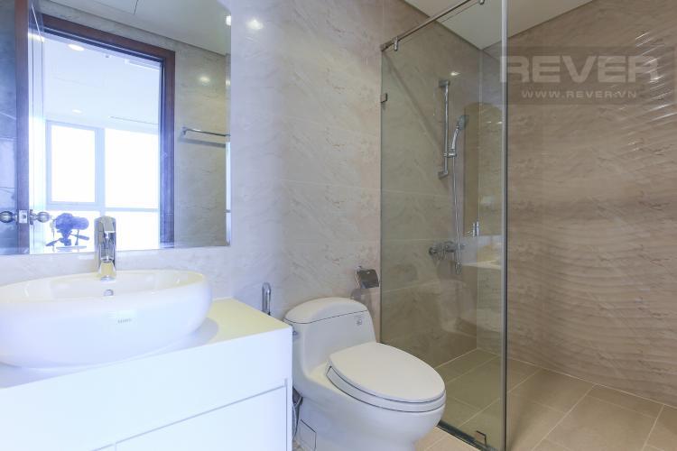 Phòng Tắm 1 Căn hộ Vinhomes Central Park 2 phòng ngủ tầng cao L3 view sông