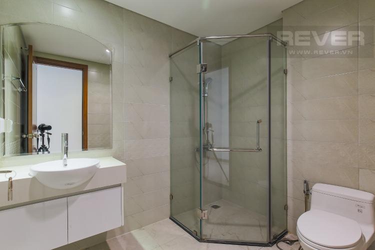 Phòng Tắm 2 Bán căn góc Vinhomes Central Park 3 phòng ngủ tầng trung tháp C3, diện tích lớn 122m2
