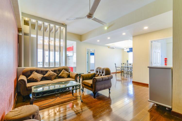 Căn hộ D5 Chung cư Thế Hệ Mới 2 phòng ngủ nội thất đầy đủ