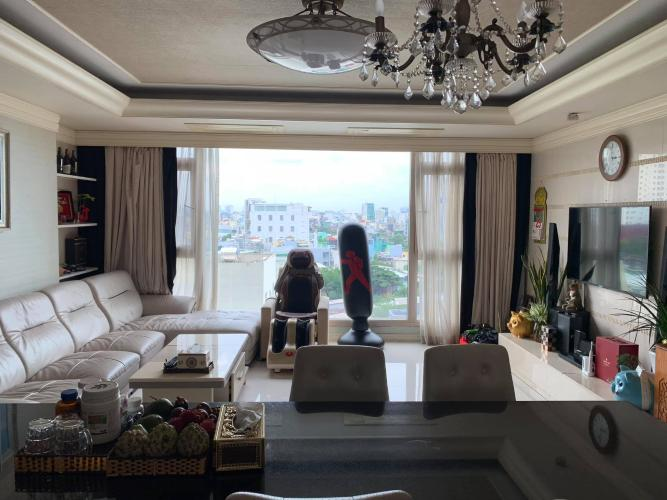 Cho thuê Cantavil Hoàn Cầu 3 phòng ngủ, diện tích 120m2, đầy đủ nội thất, view đẹp mắt