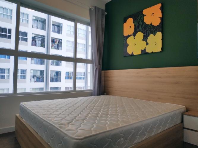 phòng ngủ căn hộ Căn hộ tầng thấp Sunrise Riverside đầy đủ nội thất