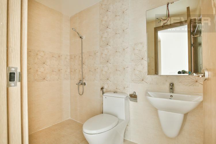 Toilet 1 Căn hộ Riva Park 2 phòng ngủ tầng cao tháp A hướng Đông Nam