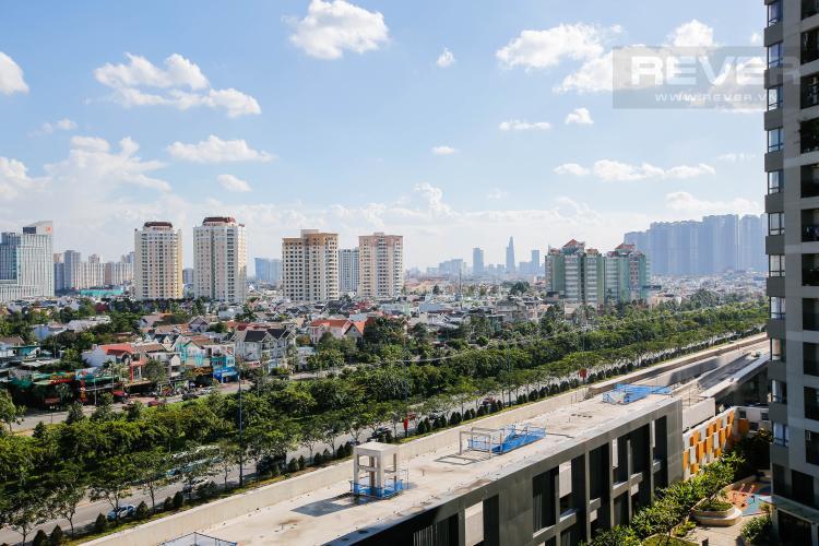 View Bán căn hộ Masteri Thảo Điền tầng trung, 2PN, view hồ bơi và bao quát thành phố