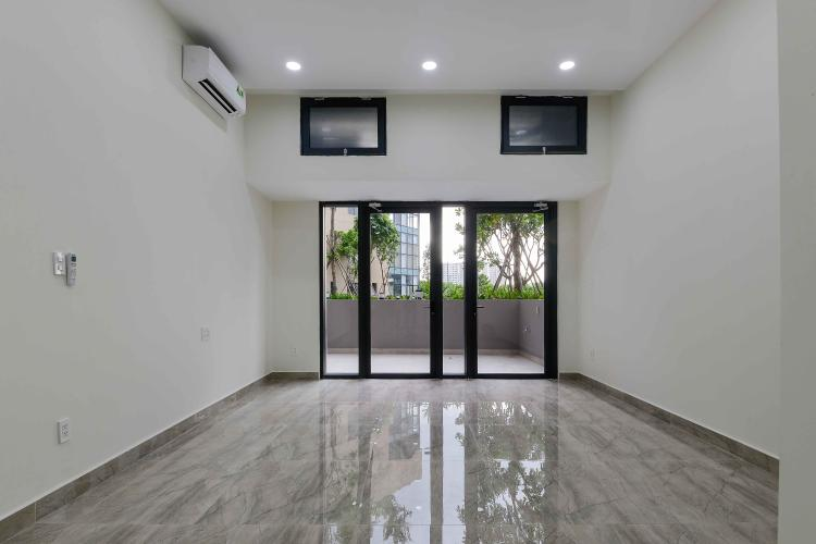 Cho thuê căn hộ office-tel The Sun Avenue tầng trệt, block 3, đầy đủ nội thất.