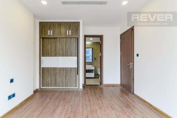 Phòng Ngủ 1 Căn hộ Vinhomes Central Park tầng cao Park 4 nội thất cơ bản
