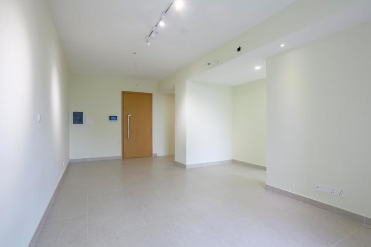 Phòng Khách Căn hộ Vista Verde 2 phòng ngủ tầng thấp T1 nhà trống