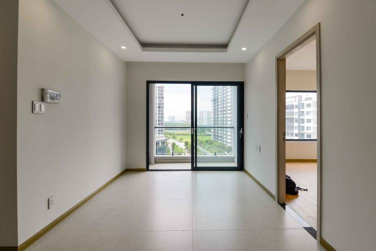 Phòng Khách Cho thuê căn hộ New City Thủ Thiêm 2PN, tầng thấp, tháp Venice, diện tích 61m2, view nội khu