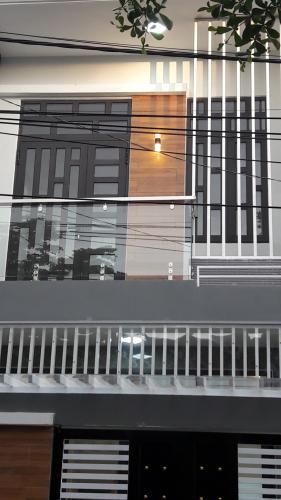 Nhà phố Trường Thạnh quận 9 Nhà phố 1 trệt 1 lầu mới xây hẻm đường số 8, P, Trường Thạnh