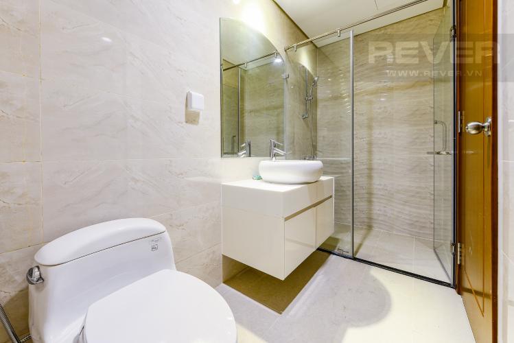 Phòng tắm 1 Căn hộ Vinhomes Central Park 3 phòng ngủ tầng thấp L2 hướng Đông Bắc