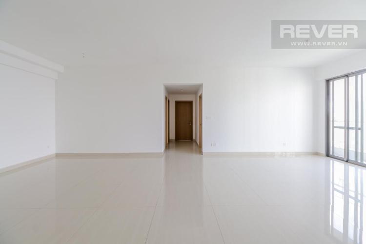 Bán căn hộ Riverpark Premier 3PN, diện tích 123m2, không có nội thất, view hồ bơi nội khu