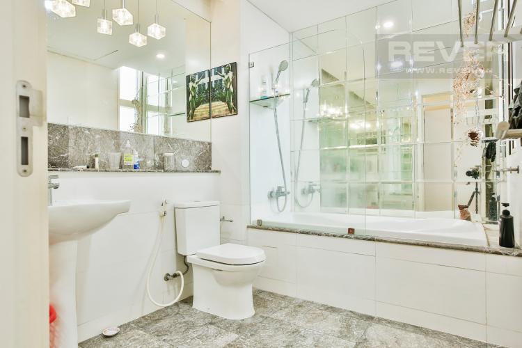 Toilet 2 Căn hộ The Estella Residence 2 phòng ngủ tầng cao 2B hướng Đông Nam