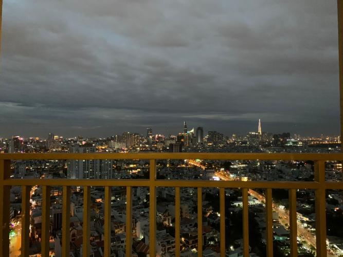 View căn hộ Sunrise Cityview , Quận 7 Căn hộ Sunrise City View tầng 25 view thành phố thoáng mát, đầy đủ nội thất.